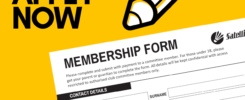 Membership - Apply Now